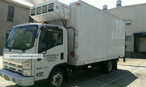 2008 Isuzu Nqr (gmc W5500) Reefer Truck 16ft Box Nqr