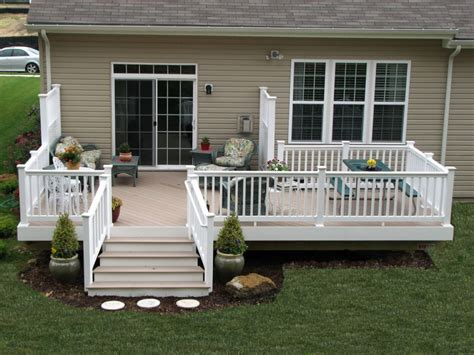 Mobile Homes Decks And Patios