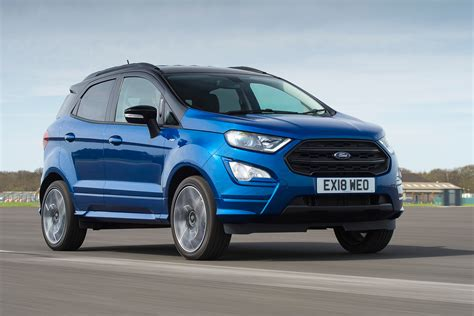 ford ecosport st line 2018 new ford ecosport st line 2018 review pictures auto