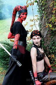 Star Wars Sith Girl Cosplay