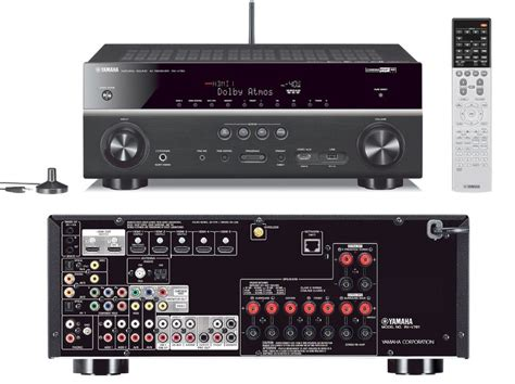 yamaha rx v581 yamaha 39 s rx v81 seies home theater receivers profiled