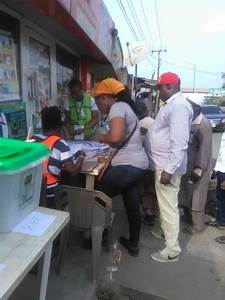 Pictures as Nigeria goes to poll Nigeria News Update | Nnu.ng