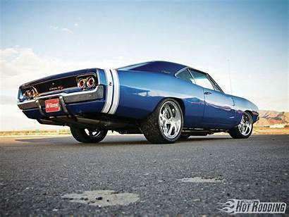 Charger Dodge 1968 Rt Wallpapers Muscle Rod