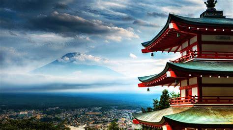 Japanese Landscape Wallpaper ·① WallpaperTag