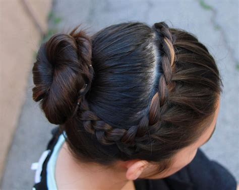 easy buns  braided hairstyles unveiled fashion