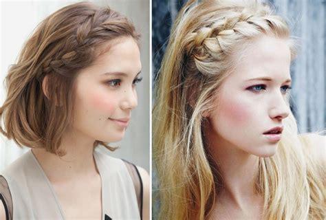 School Hairstyles For Short Hair
