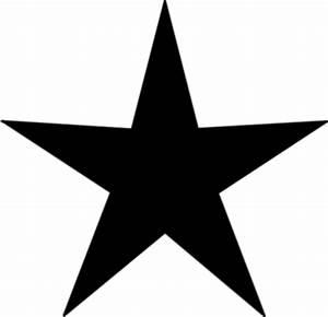 Black Nautical Star Clip Art at Clker.com - vector clip ...
