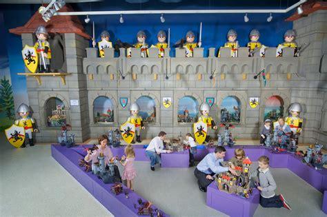 parc de la cerisaie fresnes playmobil funpark onvasortir