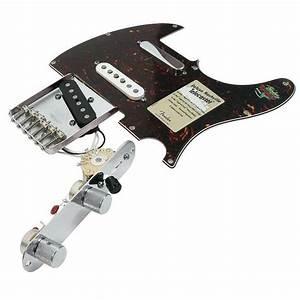 Fender Deluxe Nashville Telecaster Loaded Pickguard Wire Kit