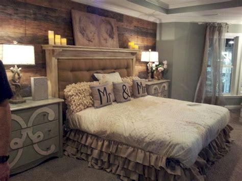 amazing rustic farmhouse master bedroom remodel
