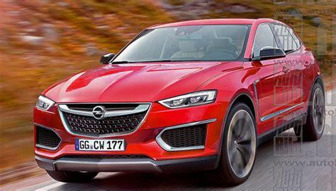 2019 Opel Suv by Opel Monza Suv 2019 Otomobil