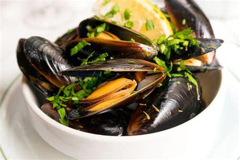 moules marinieres de bouchot gourmand recettes de cuisine