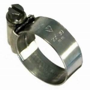 Collier De Serrage Inox : collier de serrage vis sans fin pour durite silicones ~ Melissatoandfro.com Idées de Décoration