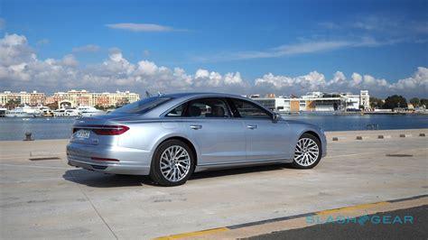 Audi A8 2019 by 2019 Audi A8 Drive The New Luxury Slashgear