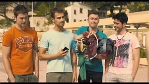 Theo James - The Inbetweeners Movie - YouTube
