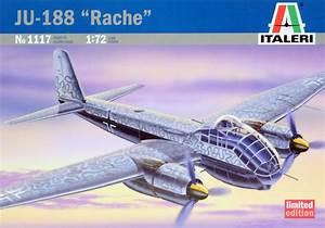 Junkers Ju 188 A E 72