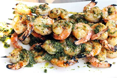 how to cook shrimp on grill grilled shrimp with cilantro pesto simple comfort food recipes that are simple and delicious