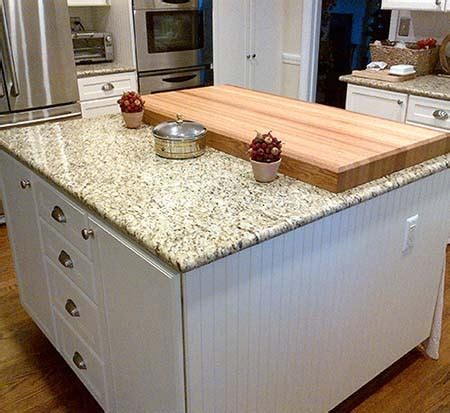 granite butcher block table searching for unfinished butcher block slabs