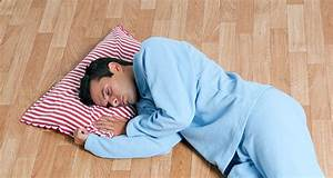 How to sleep on the floor and why you want to for Is sleeping on the floor good