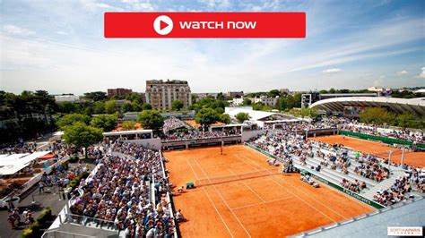 Watch 2020 French Open Live: Roland Garros | Round 3 TodaY