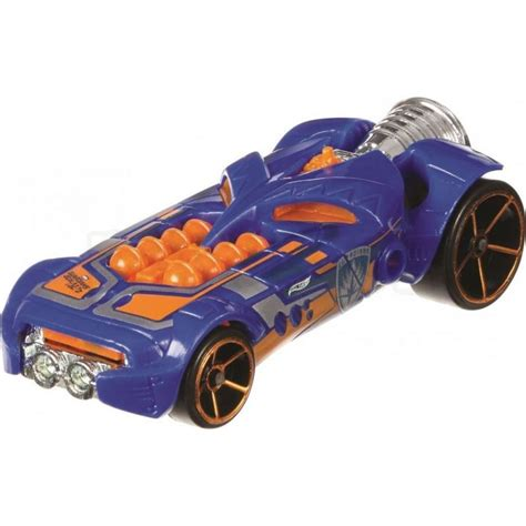 Hot Wheels Marvel Strážci Galaxie 2 Rocketfire Maxíkovy