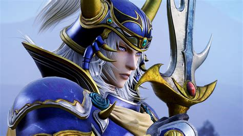 warrior of light new dissidia gameplay trailer shows the