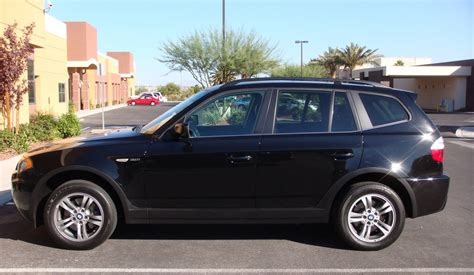 Bmw X3 Modification by Th1rd 2006 Bmw X3 Specs Photos Modification Info At