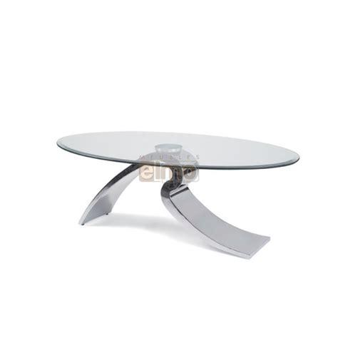 tables ikea cuisine table basse design moderne ovale verre et acier raja