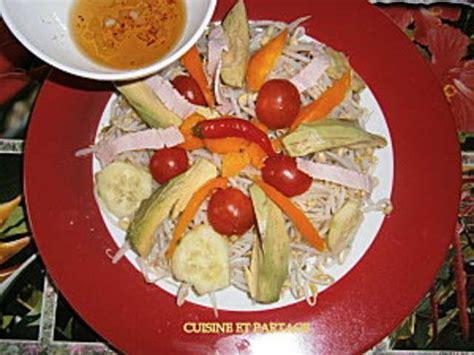 recette soja cuisine les meilleures recettes de salade de soja