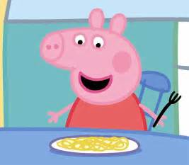 baker sells peppa pig biscuits    character