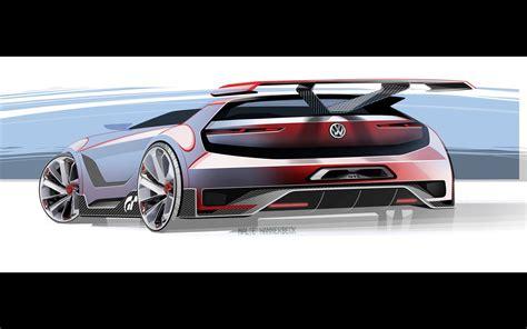 Volkswagen Gti Roadster Concept 2018 Widescreen Exotic Car