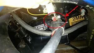 Where Is The Starter Motor In A Mercury Mercruiser V8 6 2