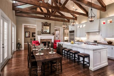 lovely farmhouse kitchen interior designs  fall