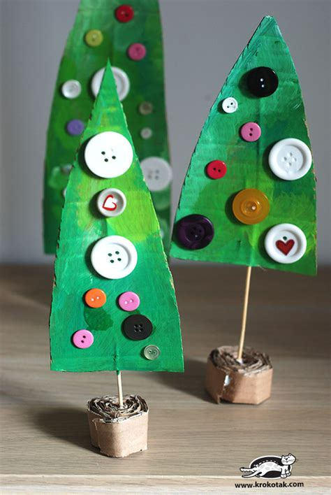 krokotak cardboard christmas activities