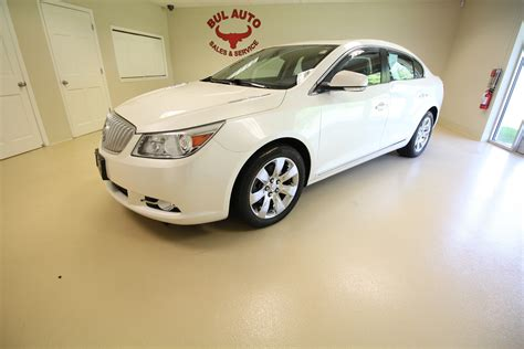 2012 Buick Lacrosse Premium 2 by 2012 Buick Lacrosse Premium Package 2 W Leather Stock