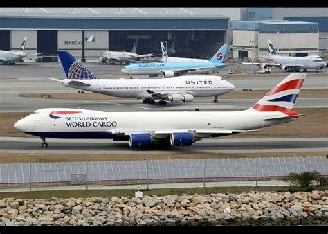 british airways world cargo  gssf hkg flickr