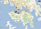 HONG KONG Bars & Restaurants- Google Location Map | Asia Bars & Restaurants