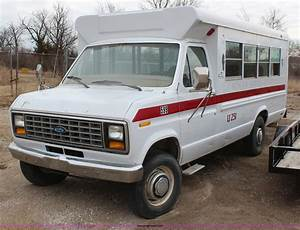 1990 Ford E-350 Photos  Informations  Articles