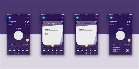 20 best flat ui design for mobile app inspirations