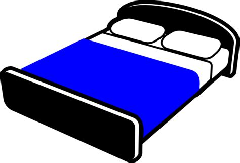 Bed 7 Clip Art At Clker.com