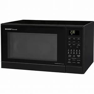 Sharp Carousel Microwave Manual R551zs