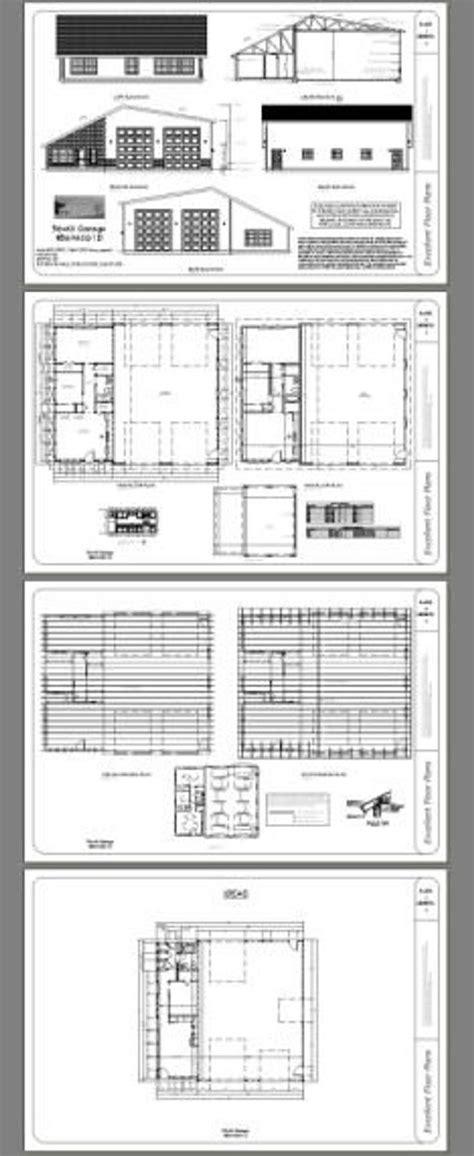 rv garage  bedroom  bath  sq ft  floor plan instant