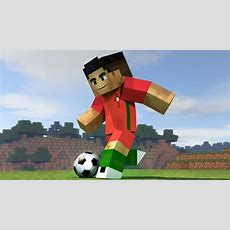Cristiano Ronaldo Skin  Minecraft Pe Skins