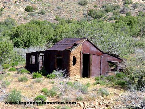 Treasure Hunting In The American West