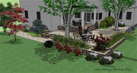 Backyard Design Software Free by Sketchup Free Sketchup Software
