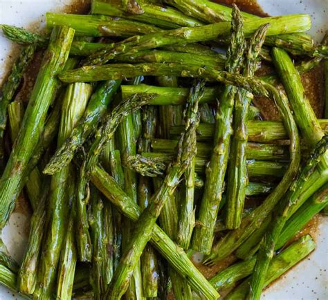 asparagus air fryer wholesomelicious