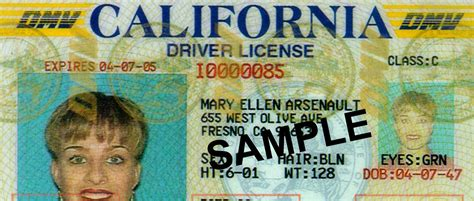 Types Of Driver's Licenses In California