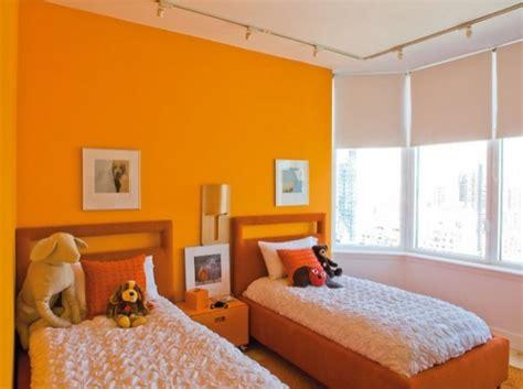 chambre orange quelle déco chambre garçon orange