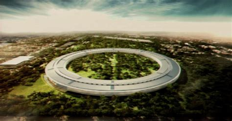 siege social apple the apple cus in cupertino archdaily