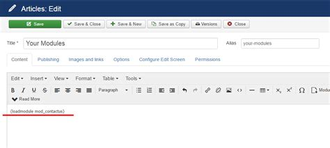 How To Create A Form In Joomla Module by Tutorial How To Create Contact Form In Joomla Joomly Blog